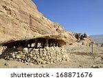 Neolithic Village Stone Ruins...