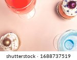 Sweet  Colorful Cupcakes...
