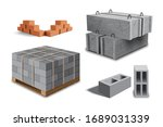 construction site. building...   Shutterstock .eps vector #1689031339