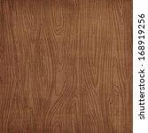 illustrated wood grain... | Shutterstock . vector #168919256