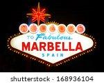 marbella | Shutterstock . vector #168936104
