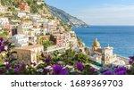 Amalfi Coast In Wonderful Light ...