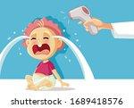 Pediatrics Doctor Measuring...