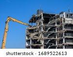 Building House Destruction...
