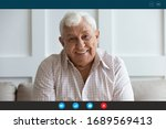 Headshot Portrait Screen View...