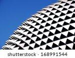 Roof detail esplanade, singapore