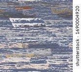 horizontal  brush stroke... | Shutterstock .eps vector #1690004920