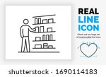 editable real line icon of a...   Shutterstock .eps vector #1690114183