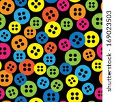 multicolored buttons of... | Shutterstock . vector #169023503