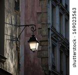 paris  france. parisian street... | Shutterstock . vector #169023563