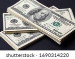 Cash Of Hundred Dollar Bills ...