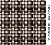 metal seamless bronze grid of... | Shutterstock .eps vector #169049363