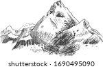 vector illustration of a... | Shutterstock .eps vector #1690495090