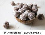Delicious Coconut Chocolate...
