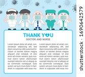 asian professor senior doctor... | Shutterstock .eps vector #1690642579