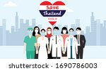 Save Thailand From Covid 19...