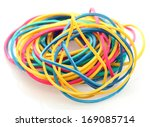 colorful stationery gum mixed | Shutterstock . vector #169085714