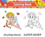 Coloring Book For Kids. Open...