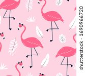 hand drawing print design.... | Shutterstock .eps vector #1690966720