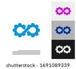 Infinity Gear Logo Vector...