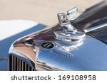 Постер, плакат: Photo of a Bentley