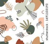 abstract seamless pattern...   Shutterstock .eps vector #1691103193