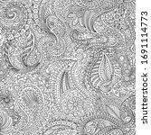 seamless pattern for adult...   Shutterstock .eps vector #1691114773