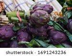 Violet Artichoke For Sale....