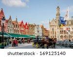 Bruges  Belgium   Circa March...