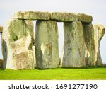 Stonehenge In England  A...
