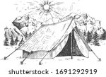 vector illustration of a... | Shutterstock .eps vector #1691292919