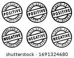 covid19 virus health test pass... | Shutterstock .eps vector #1691324680