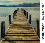 Lazy Days On Coniston Water