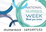 National Nurses Week Begins...