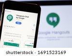 los angeles  california  usa  ... | Shutterstock . vector #1691523169