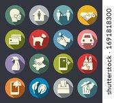 covid 19  coronavirus... | Shutterstock .eps vector #1691818300