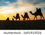 Jaisalmer  Rajasthan  India ...