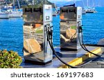 Fuel Station For Boats