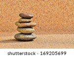 zen stones | Shutterstock . vector #169205699