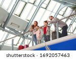 family with two children and...   Shutterstock . vector #1692057463