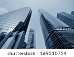 office building as the... | Shutterstock . vector #169210754