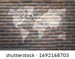 Brick Wall Or Floor Texture...
