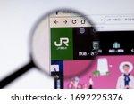 saint petersburg  russia   29... | Shutterstock . vector #1692225376
