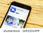 los angeles  california  usa  ... | Shutterstock . vector #1692231499