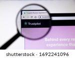 los angeles  california  usa  ... | Shutterstock . vector #1692241096