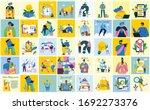 vector illustration of...   Shutterstock .eps vector #1692273376