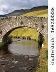 Stone Bridge In The Cairngorms...