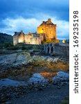 Eilean Donan Castle On Loch...