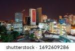 luanda  angola   march 28th... | Shutterstock . vector #1692609286
