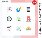 flat color pack of 9 universal...